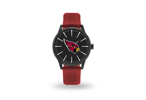 Arizona Cardinals Watch Men's Cheer Style with Maroon Watch Band