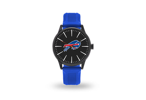 Buffalo Bills Watch Men's Cheer Style with Royal Watch Band
