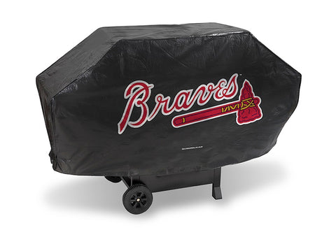 Atlanta Braves Grill Cover Deluxe