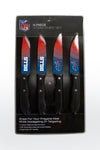 Buffalo Bills Knife Set - Steak - 4 Pack