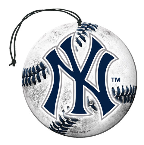 New York Yankees Air Freshener Set - 3 Pack