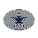 Dallas Cowboys Auto Emblem - Oval Color Bling