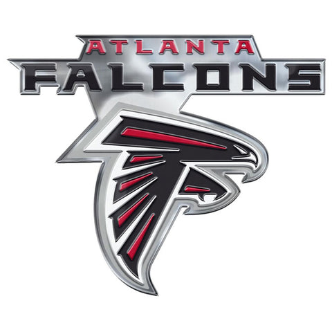 Atlanta Falcons Auto Emblem Color Alternate Logo