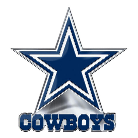 Dallas Cowboys Auto Emblem Color Alternate Logo