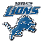 Detroit Lions Auto Emblem Color Alternate Logo