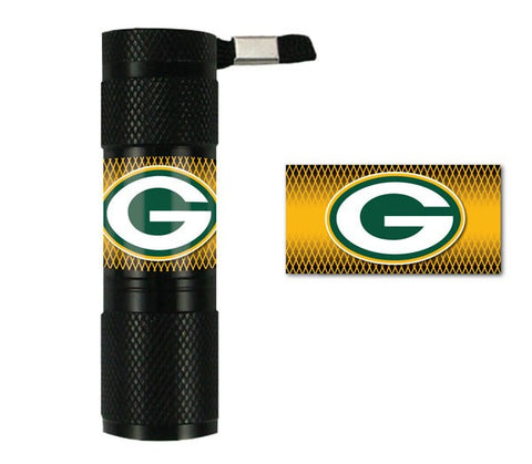 Green Bay Packers LED Mini Flashlight