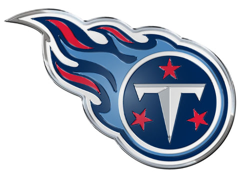 Tennessee Titans Auto Emblem - Color