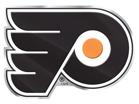 Philadelphia Flyers Auto Emblem - Color