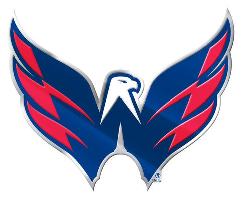 Washington Capitals Auto Emblem - Color