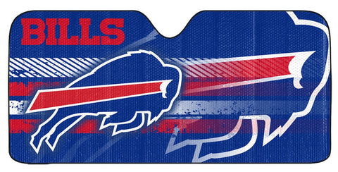 "Buffalo Bills Auto Sun Shade - 59""x27"""