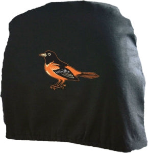 Baltimore Orioles Headrest Covers