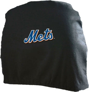 New York Mets Headrest Covers