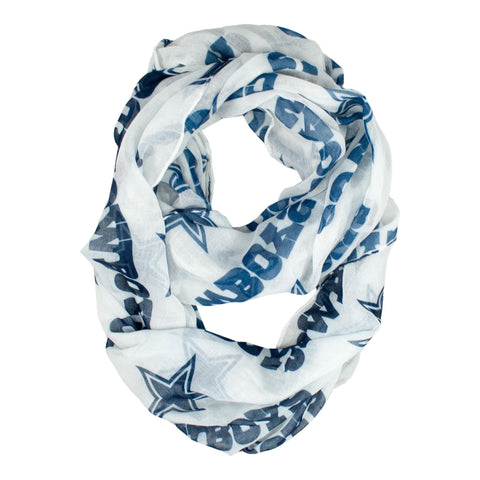 Dallas Cowboys Infinity Scarf - Alternate