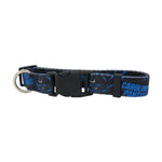 Carolina Panthers Pet Collar Size L