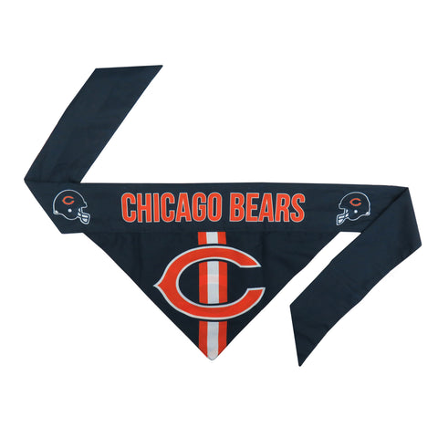 Chicago Bears Pet Bandanna Size S
