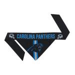 Carolina Panthers Pet Bandanna Size L