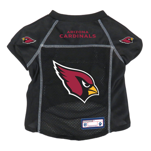Arizona Cardinals Pet Jersey Size L