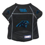Carolina Panthers Pet Jersey Size XL