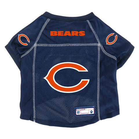 Chicago Bears Pet Jersey Size L