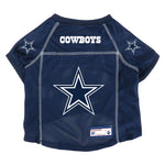 Dallas Cowboys Pet Jersey Size XL