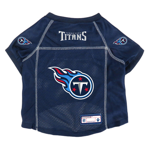 Tennessee Titans Pet Jersey Size M