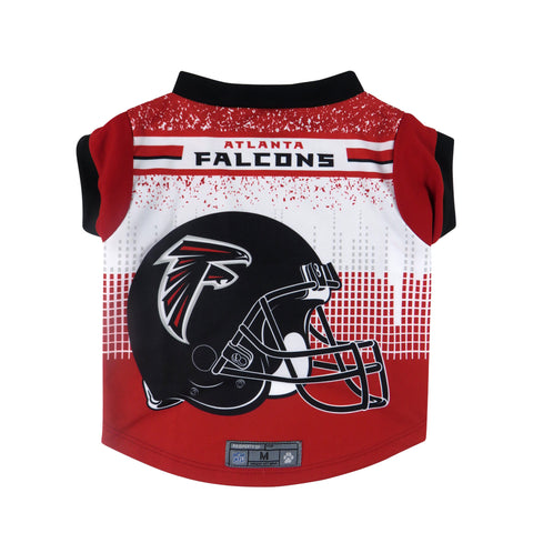 Atlanta Falcons Pet Performance Tee Shirt Size M