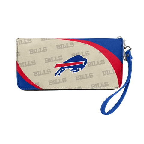 Buffalo Bills Wallet Curve Organizer Style
