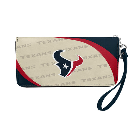 Houston Texans Wallet Curve Organizer Style