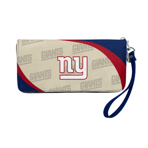 New York Giants Wallet Curve Organizer Style