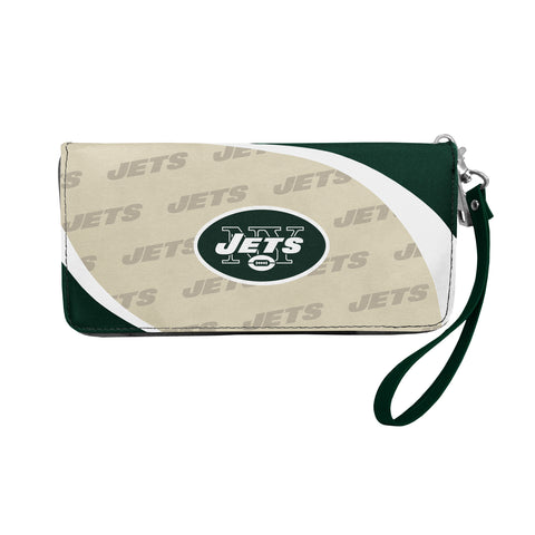 New York Jets Wallet Curve Organizer Style