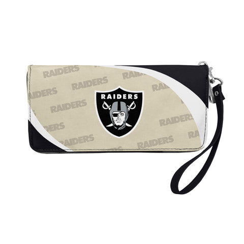 Oakland Raiders Wallet Curve Organizer Style