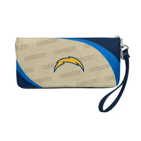 Los Angeles Chargers Wallet Curve Organizer Style