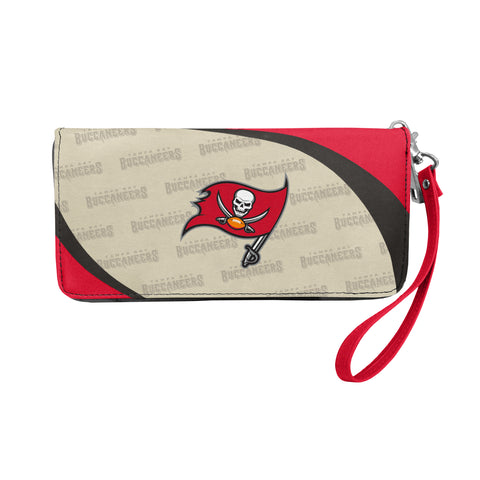 Tampa Bay Buccaneers Wallet Curve Organizer Style