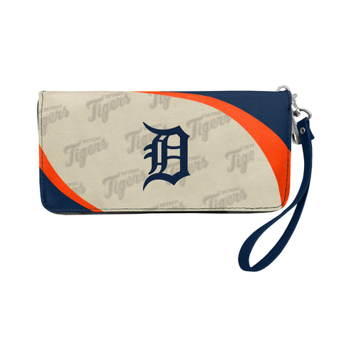 Detroit Tigers Wallet Curve Organizer Style