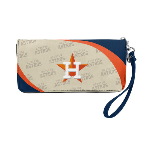 Houston Astros Wallet Curve Organizer Style
