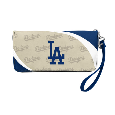 Los Angeles Dodgers Wallet Curve Organizer Style