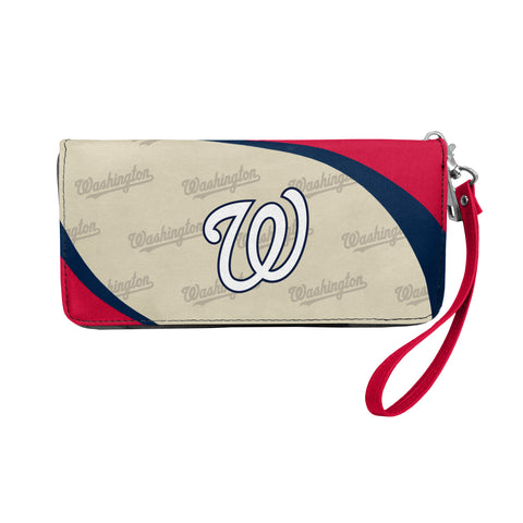 Washington Nationals Wallet Curve Organizer Style