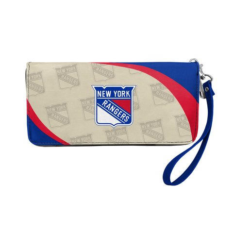 New York Rangers Wallet Curve Organizer Style