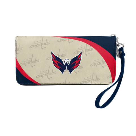Washington Capitals Wallet Curve Organizer Style