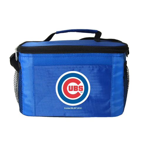 Chicago Cubs Kolder Kooler Bag - 6pk - Blue