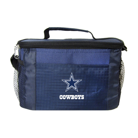 Dallas Cowboys Kolder Kooler Bag - 6pk - Blue