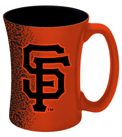 San Francisco Giants Coffee Mug - 14 oz Mocha