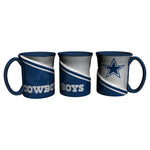 Dallas Cowboys Coffee Mug 18oz Twist Style