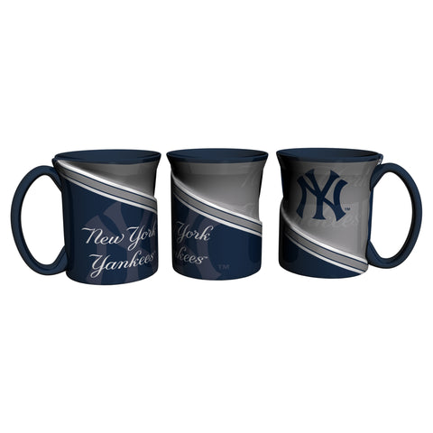 New York Yankees Coffee Mug 18oz Twist Style