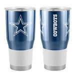 Dallas Cowboys Travel Tumbler 30oz Ultra Navy