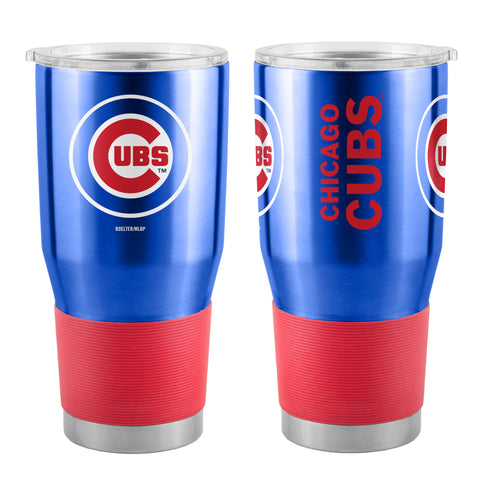 Chicago Cubs Travel Tumbler 30oz Ultra Blue