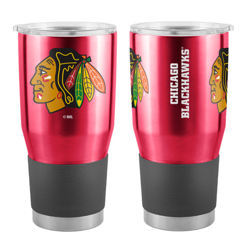Chicago Blackhawks Travel Tumbler 30oz Ultra Red