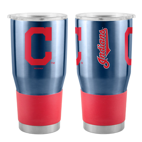 Cleveland Indians Travel Tumbler 30oz Ultra Navy