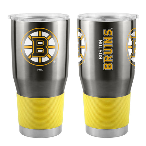 Boston Bruins Travel Tumbler 30oz Ultra Black