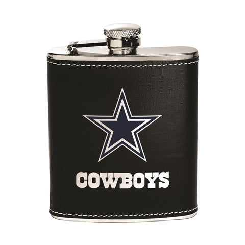 Dallas Cowboys Flask - Stainless Steel